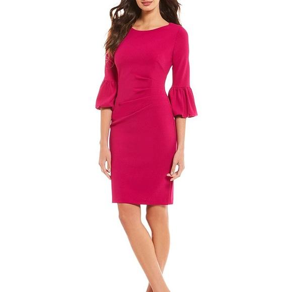 bb8908dbb88f Jessica Howard Dresses & Skirts - Jessica Howard Bell Sleeve Dress